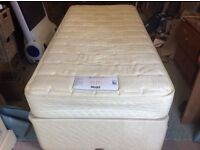 Myers single bed. Can deliver