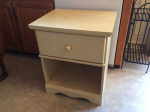 """Bedside Table 21""""L, 17""""W, 25.5""""H"""