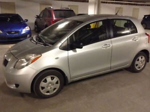 '06 TOYOTA YARIS with FRESH INSPECTION