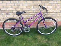 ladies\teenagers santana bike