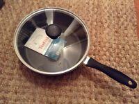 Tefal 26cm sauté pan with lid