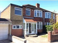 4 BEDROOM HOUSE TO LET ON BRAMLEY AVENUE, HANDSWORTH, AVAILABLE 6TH NOVEMBER 2016 FOR £675 A MONTH