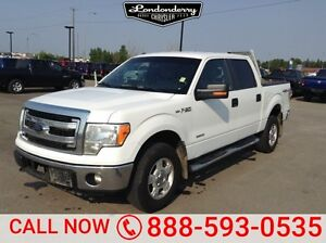 2013 Ford F-150 4WD SUPERCREW XLT Bluetooth,