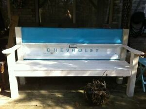 Tailgate Benches Ford, Chevy, Dodge, GMC