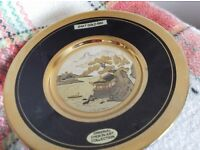 The Art of Chokin Dynasty Collection Plate