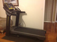 TREADMILL with RUBBER MAT (MINT)