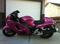 Mint shape 2008 Hayabusa. Must sell