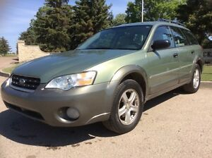 2007 Subaru Legacy, AUTO, AWD, LOADED, CLEAN, $6,700