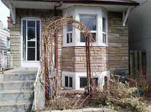 Newly Renovated Bungalow ..Live In The Heart Of Danforth ....
