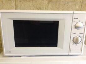 Sainsburys Microwave Oven