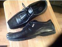 Mens Lambretta lace up shoes (size 11)