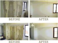 DRYWALL TAPING AND DRYWALL FINISHING..
