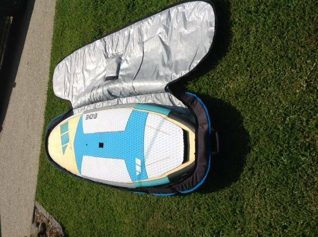 Standup Paddle Board 10 6 Cover Amp Paddle Surfing
