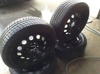 Michelin Ice Winter Tires - Almost new
