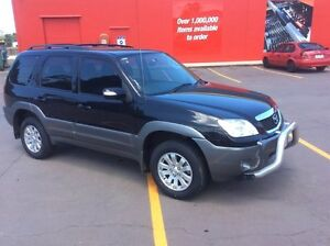 2006 Mazda Tribute MY06 V6 Luxury Black 4 Speed Automatic Wagon Deception Bay Caboolture Area Preview