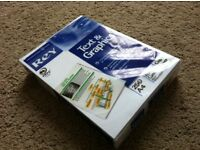 Rey Text & Graphics 250 Card Ream RRP £17. Only £6