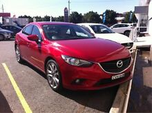 2014 Mazda 6 GJ1031 GT SKYACTIV-Drive Red 6 Speed Sports Automatic Sedan Maryville Newcastle Area Preview