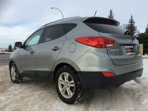 2012 Hyundai Tucson, GL-PKG, AUTO, LOADED, LEATHER, $12,500 Edmonton Edmonton Area image 6
