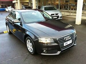 2010 Audi A4 B8 8K MY10 Multitronic Grey 8 Speed Constant Variable Sedan Berwick Casey Area Preview