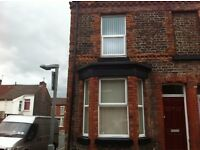 2 bedroom house available Rockhouse Street L6 4AP DSS/UC accepted