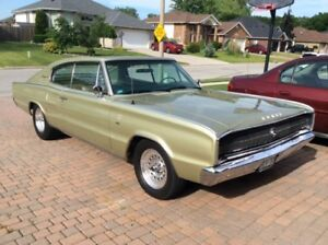 1966 or 1967 Charger needed for a resto mod.