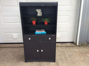 Farmstyle Storage or Display Cabinet