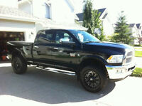 2012 Ram 3500 LARAMIE LOADED,M/T TIRES NAVI DVD ONLY 384BW!!!!