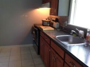 2 bedroom apartment avail on Riverside Dr in Sackville.
