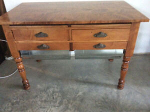 Baking table - fully restored in 2015