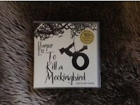 Audio CD - of the Classic Book To Kill A Mocking Bird - by Harper Lee - Read by Sissy Spacek