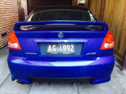 Holden commodore SV6 Alloytec190  Belrose Warringah Area Preview