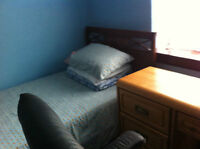 Beautiful Rooms for Rent in Downtown Niagara Falls Location