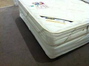Double Bed (Mattress & Base) Sandringham Bayside Area Preview