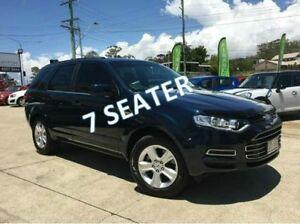 2011 Ford Territory SZ TX Seq Sport Shift R Blue Semi Auto Wagon Southport Gold Coast City Preview