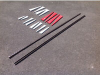 RB-UK Shelving wall plates and shelving brackets