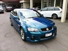 2011 Holden Commodore VE II MY12 SV6 Green 6 Speed Sports Automatic Sedan Berwick Casey Area Preview