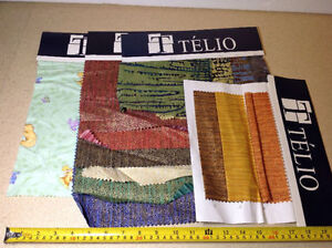Telio fabric samples for crafts - 20 sampler of mostly Christmas Cambridge Kitchener Area image 6