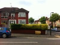 4 bed halls adjoining house with garage in Hackney