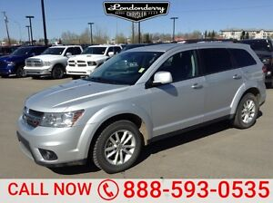 2014 Dodge Journey SXT Navigation (GPS),  Rear DVD,  3rd Row,  B