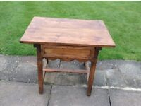 CHILDRENS OLD STYLE SCHOOL DESK in GREAT CONDITION £25