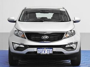 2015 Kia Sportage SL Series 2 MY15 SI (FWD) Machine Silver 6 Speed Automatic Wagon Morley Bayswater Area Preview