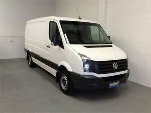 2014 Volkswagen Crafter 2ED1 MY14 35 MWB TDI340 White 6 Speed Manual Van Burleigh Heads Gold Coast South Preview