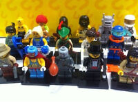 Lot of 16 interesting cute minifigures