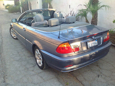 2000 bmw 323ci base convertible 2 door used bmw 323ci for sale in los angeles california. Black Bedroom Furniture Sets. Home Design Ideas
