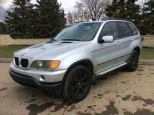 2003 BMW X5, AUTO, AWD, LEATHER, ROOF, $5,500