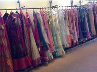 Retail Shop Fittings for Fashion Garments