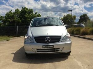 2013 Mercedes-Benz Valente 639 BlueEFFICIENCY Silver 5 Speed Automatic Wagon Glendale Lake Macquarie Area Preview