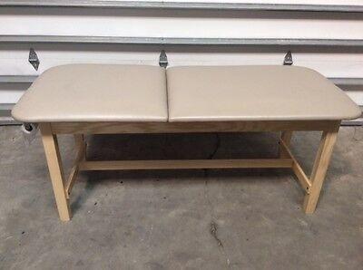 Clinton Industries 81010-30 Eco-friendly Wood Treatment Table Medical Exam