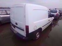 2004 VAUXHALL COMBO 1.7 CDTI DIESEL VAN BREAKING FOR PARTS