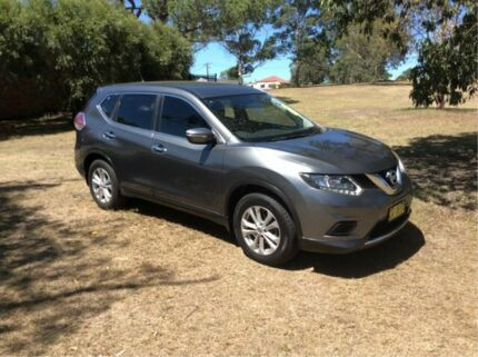 2015 Nissan X-Trail T32 ST X-tronic 2WD Grey 7 Speed Constant Variable Wagon East Maitland Maitland Area Preview
